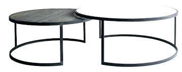 round nesting tables round nesting coffee table glass nesting coffee tables nesting coffee tables round chrome