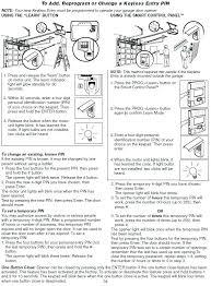 genie garage door keypad instructions genie garage door opener keypad programming reprogram garage door opener keypad