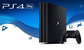 sony ps4 pro. the ps4 pro specs released by sony are being used to show off leap away o