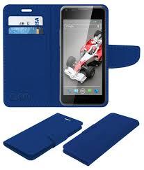 Xolo Lt900 Flip Cover by ACM - Blue ...