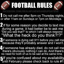 Football Rules Football Quotes Football Rules Raiders Football