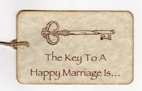 The Key To A Happy Marriage Quotes