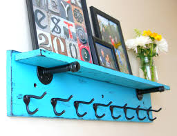 Entryway Shelf And Coat Rack Diy Entryway Shelf And Coat Rack idolza 45