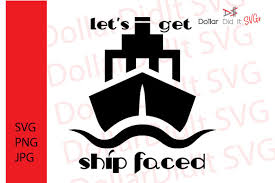 Free svg clipart & png icon. Whatever Happens On The Boat Stays On The Boat Svg Graphic By Dollar Did It Svg Design Cuts For Cricut Creative Fabrica