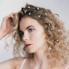 star swarovski crystal hair pins in