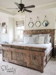 Diy king size beds Pedestal Diy King Size Bed Free Plans Creative Ideas 25 Creative Diy Bed Projects With Free Plans Creative Ideas