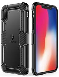 iphone 10 cases. iphone x case, 10 anker karapax shield+ case dual layer heavy duty iphone cases