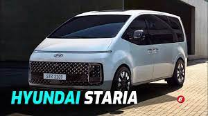 New Hyundai Staria Fully Revealed As A Bold Minivan For The Modern Age