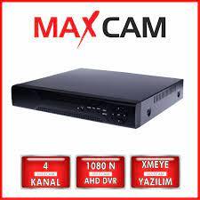 4 Kanal 1080 N Maxcam Ahd Dvr Kayıt Cihazı - DVR-401 - Toptan Harddisk
