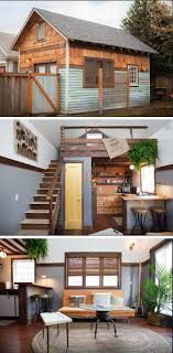 Seen on the TV show Tiny House Nation, the 350 sq ft Rustic Modern Tiny  House was designed and built by us, your friendly AirBNB hosts.