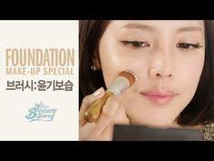 pony s beauty diary glowy moisturizing foundation with subs 윤기촉촉 파운데이션