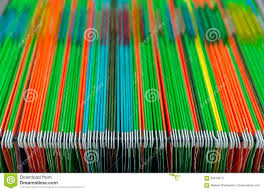 Hanging Files For Filing Cabinets Filing Cabinets Filled With Files Of Several Colors Abstract