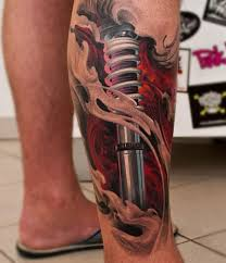 Biomechanik Tattoo 20 Coole Ideen Und Inspirierende Bilder
