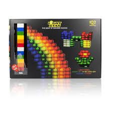 Light Stax 36 Light Stax Illuminated Blocks Mega Set 102 Pieces