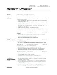 Build A Resume Online Free