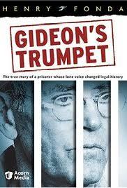 gideon s trumpet tv movie imdb gideon s trumpet poster