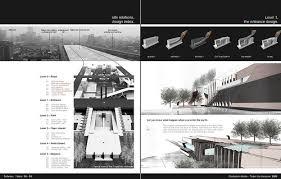 architecture design portfolio layout. Architecture Design Layout Interesting A For An Integral Museum Portfolio U
