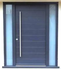 Top Front Entry Doors Ideas for Simple and Modern Home - Ruchi Designs