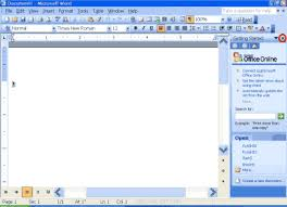 micresoft word microsoft word xp 2003 or 2002