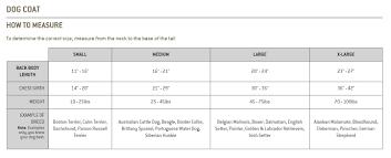 Carhartt Shoe Size Chart Carhartt Dog Chore Coat Murdochs
