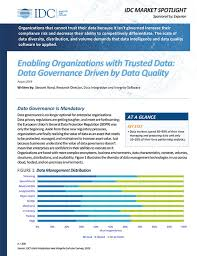 Data Governance Raci Chart Data Quality Management Solutions Services Experian