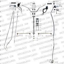 roketa scooter wiring schematic roketa manual repair wiring and general moped parts diagram