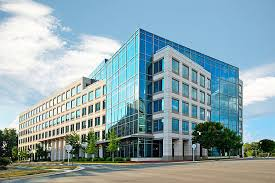 exterior office. Modern Office Building Stock Photo Exterior