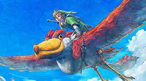 Japan: Zelda Skyward Sword HD at No.1 ...