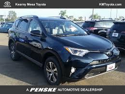 2018 New Toyota RAV4 XLE AWD at Kearny Mesa Toyota Serving Kearny ...