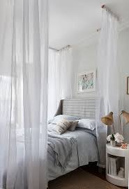 Best 25 Bed curtains ideas on Pinterest Curtain rod canopy