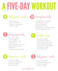 8 week beginner fitness jumpstart week one no gym no problem this at home workout also has a plete dinner menu guide and workout p