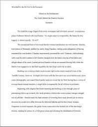 sample book synopsis hamlet true crime synopsis the literary  sample project synopsis college graduate sample resume examples of a good essay introduction dental hygiene cover letter samples lawyer resume examples