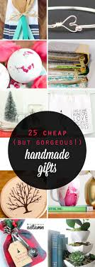 Best 25 Handmade Gifts Ideas On Pinterest  Handmade Christmas Good Handmade Christmas Gifts