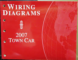 lincoln dealer electrical wiring diagram service manual town car 2007 lincoln dealer electrical wiring diagram service manual town car