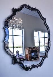 printer friendly page regarding modern black wall mirrors 13 of 15