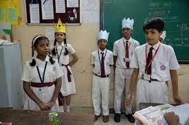 Marwari Vidyalaya High School