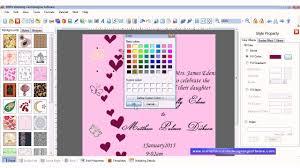 Invitation Maker Software Free Download Free Wedding Invitation Maker Software Party Invitation