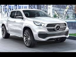 Mercedes Pickup Truck Review 2017 World Premiere Mercedes X Class ...