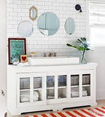 building your own bathroom vanity. Salvaged Sophistication Building Your Own Bathroom Vanity