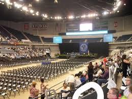 Von Braun Center Arena Seating Chart The Center Picture Of Von Braun Center Huntsville
