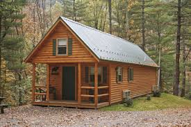 Small Picture Adirondack Tiny Cabins Manufactured in PA Cozy Cabins