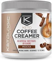 You may use a teaspoon of heavy whipping cream. Amazon Com Ketologic Mct Oil Powder Keto Coffee Creamer For Sustained Energy And Appetite Control Low Carb Paleo Friendly Ketogenic Supplement Mocha 30 Servings Health Personal Care