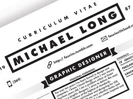 Modern Resume Tumblr 50 Inspiring Resume Designs To Learn From Learn