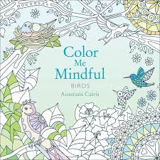 book cover image jpg color me mindful birds