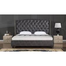 Buy Leather Beds Online at Overstock.com | Our Best Bedroom ...