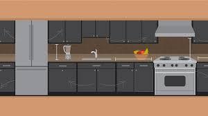 10 Kitchen Layouts 6 Dimension Diagrams 2019