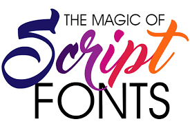 free font designs beautiful handwritten fonts