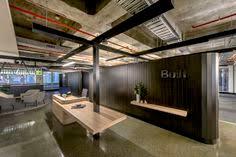Image Loft Builtofficedesign4 Office Fit Out Reception Desks Reception Areas Pinterest 81 Best Industrial Office Design Concepts Images Design Offices