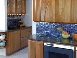 Glass Tile Kitchen Backsplash Designs Simple Design Inspiration
