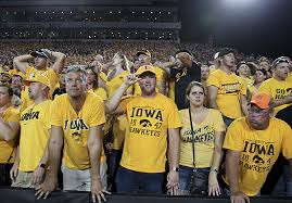Hawkeyes Clear Up Confusion Around Black Gold Spirit Game